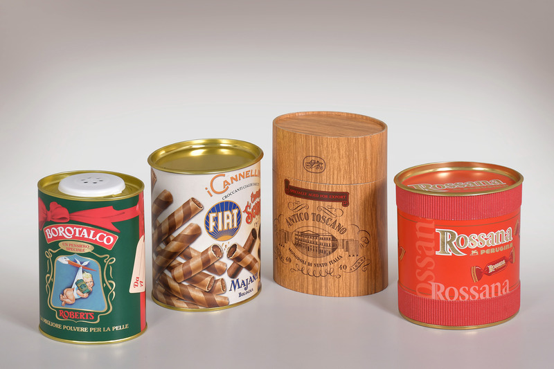 Coated cardboard tubes - Gasperini Packaging - 4