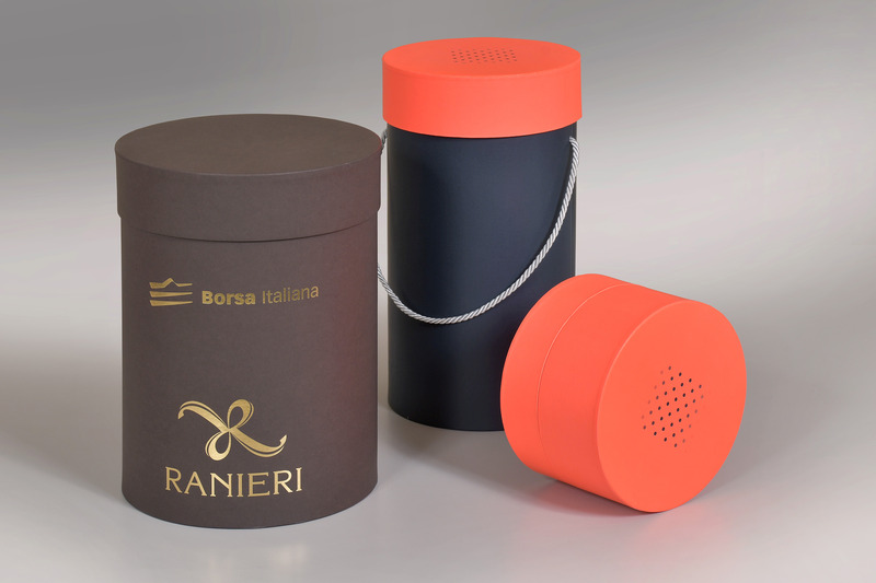 Hatbox - Gasperini Packaging - Ranieri