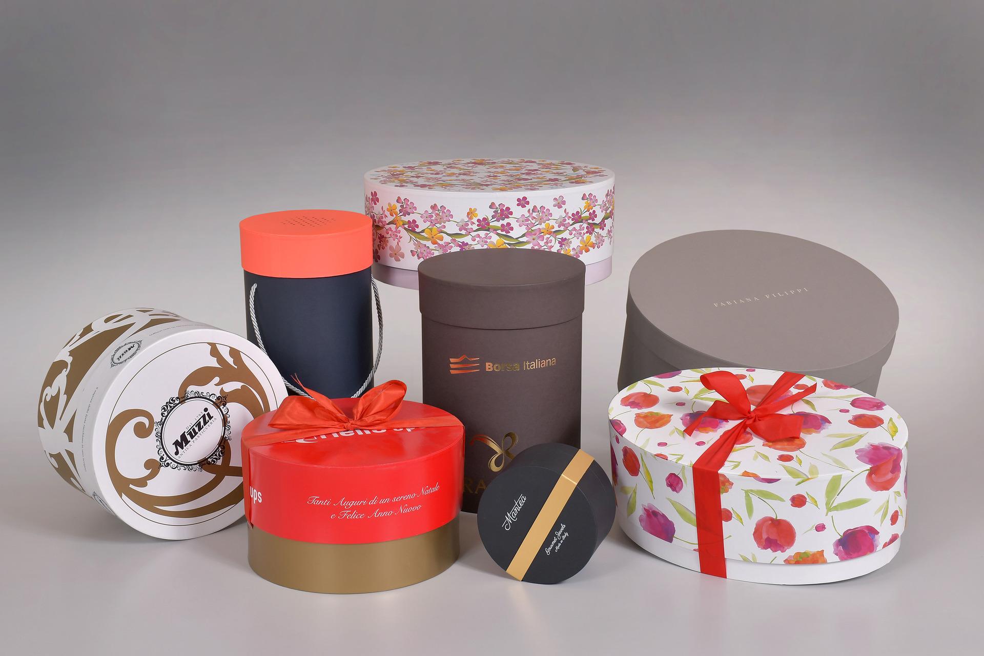 Hatbox - Gasperini Packaging